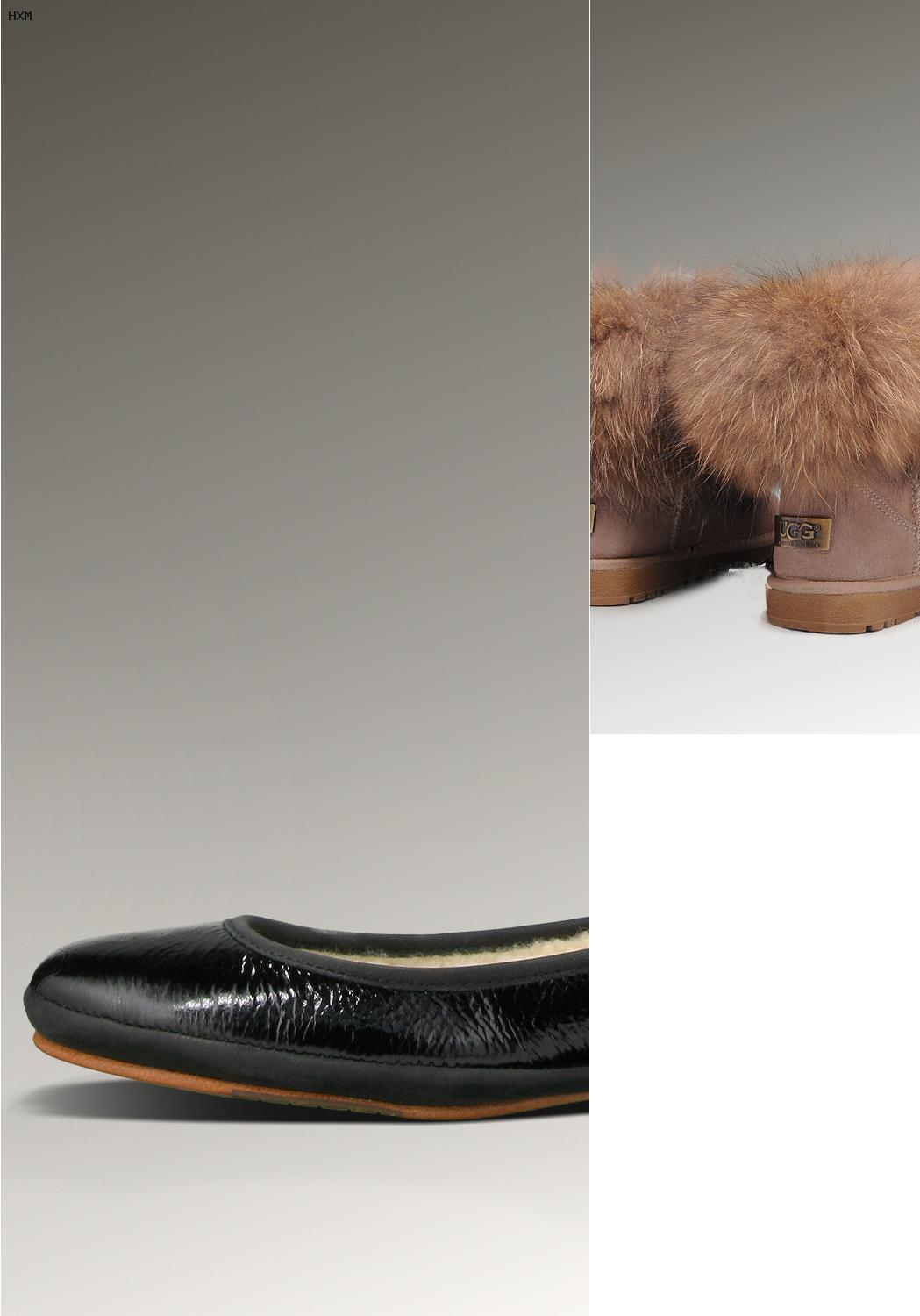 chausson style ugg bebe