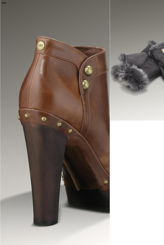 chaussure ugg femme prix