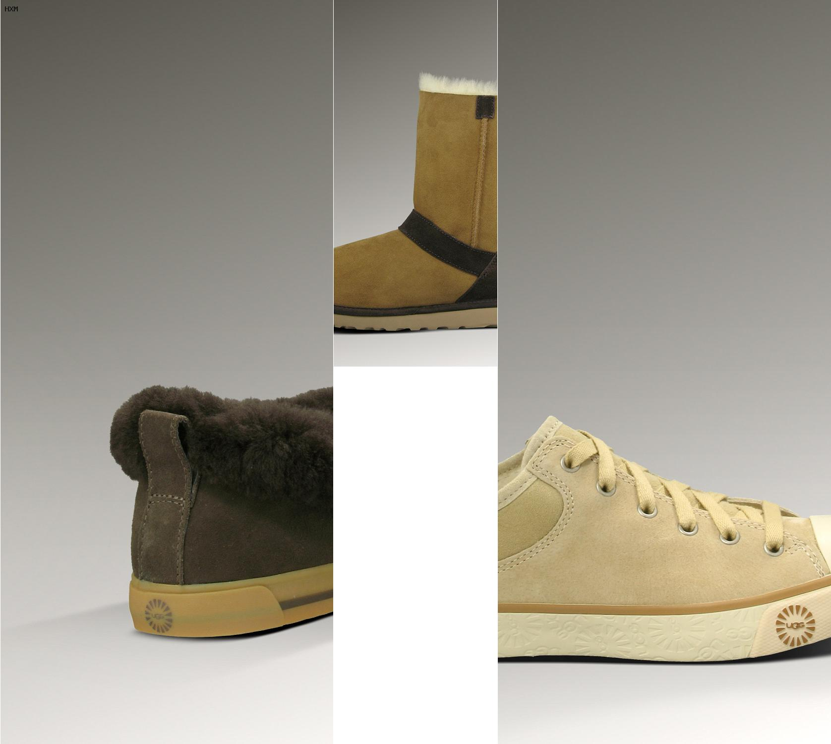 chaussures style ugg fille