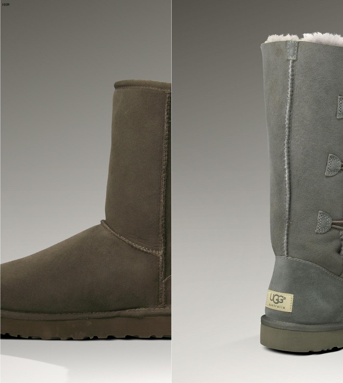 chaussures ugg bordeaux