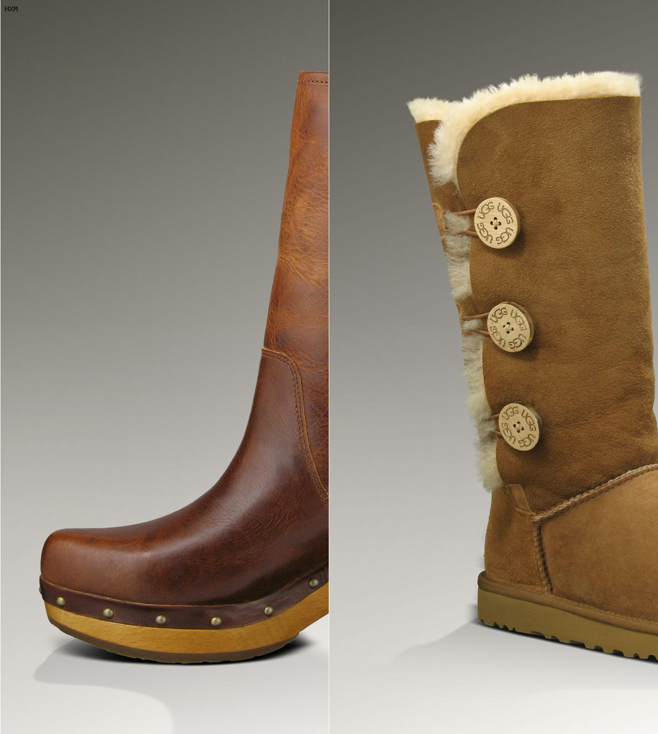 comment taille ugg bebe