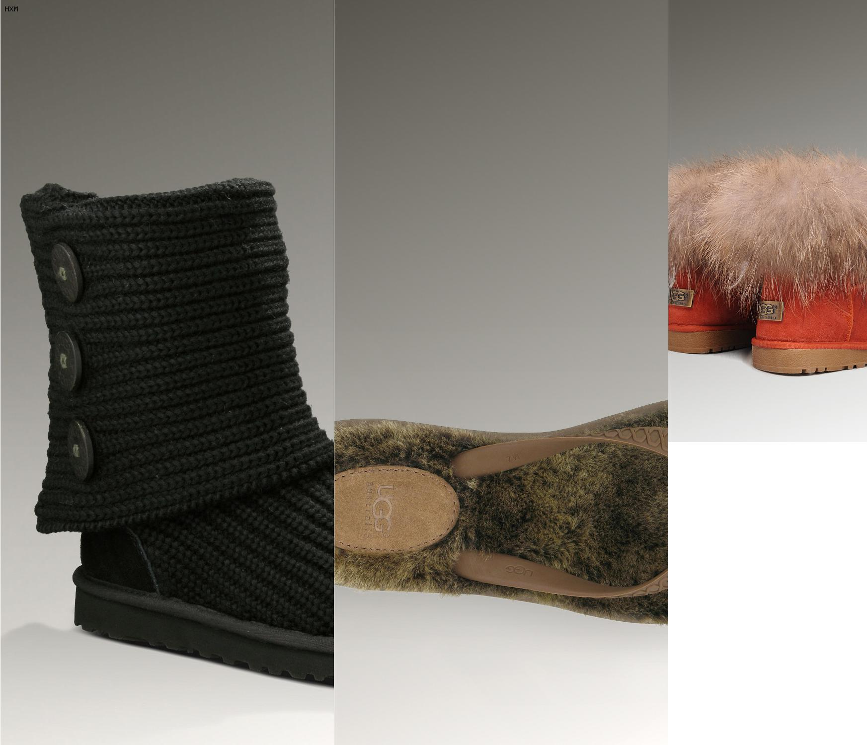 marque ugg pour homme