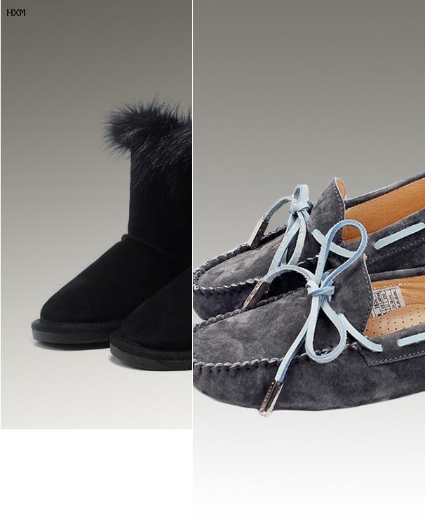 mauve ugg slippers