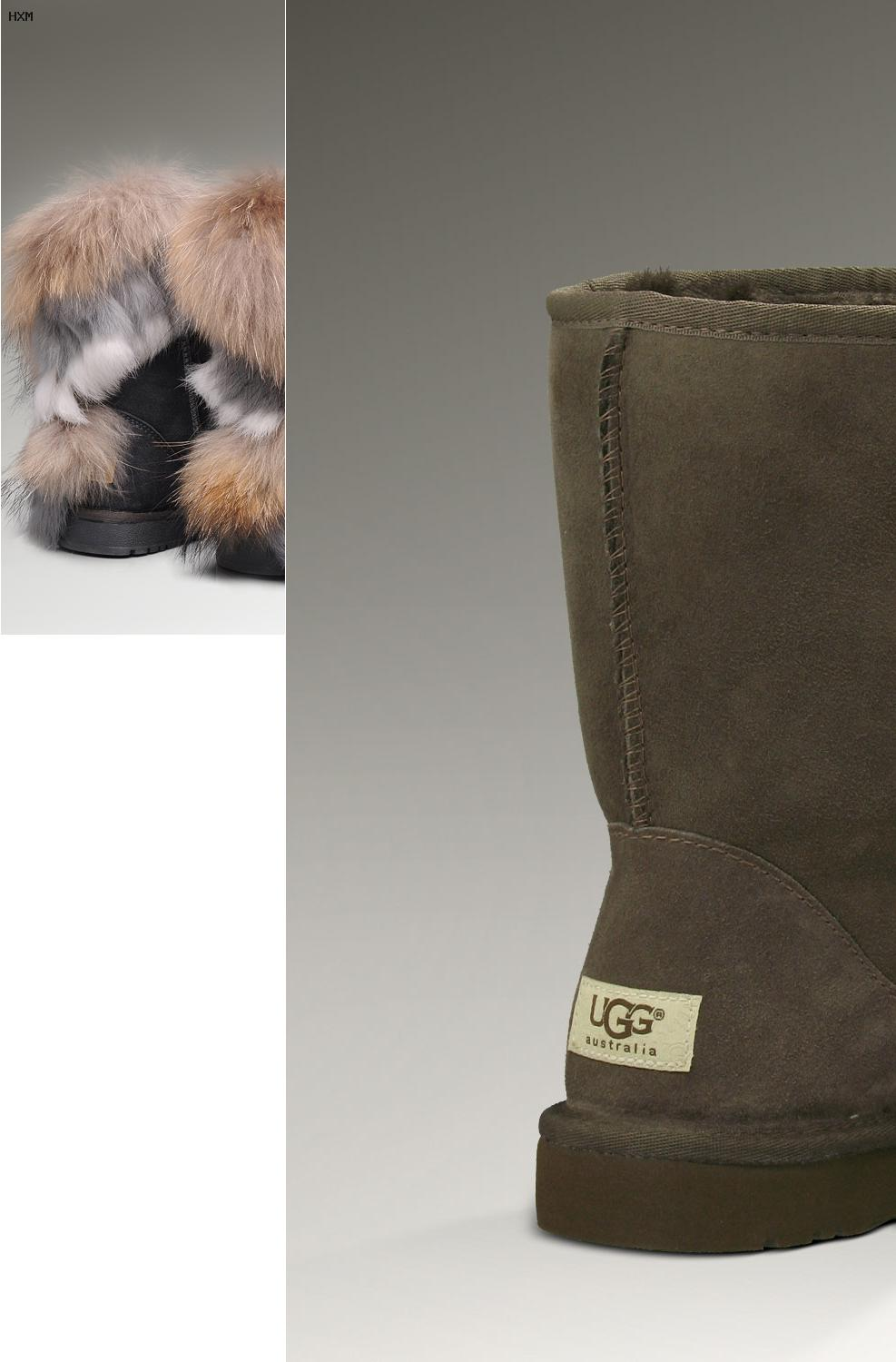 ugg bottines a lacets