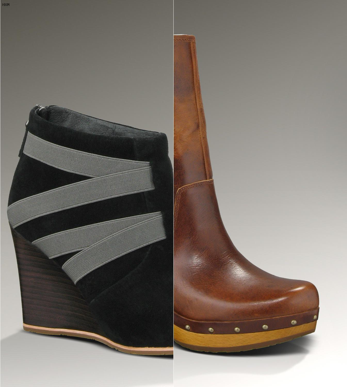 ugg kip ankle boots